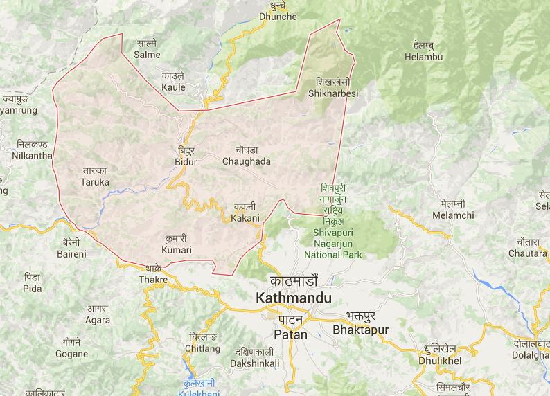 Distrikt Nuwakot